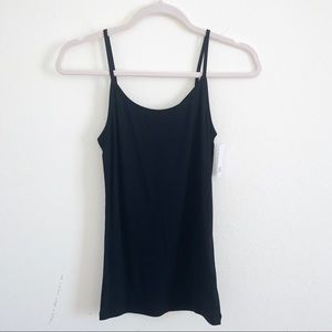 NWT Joie cami black in size Small